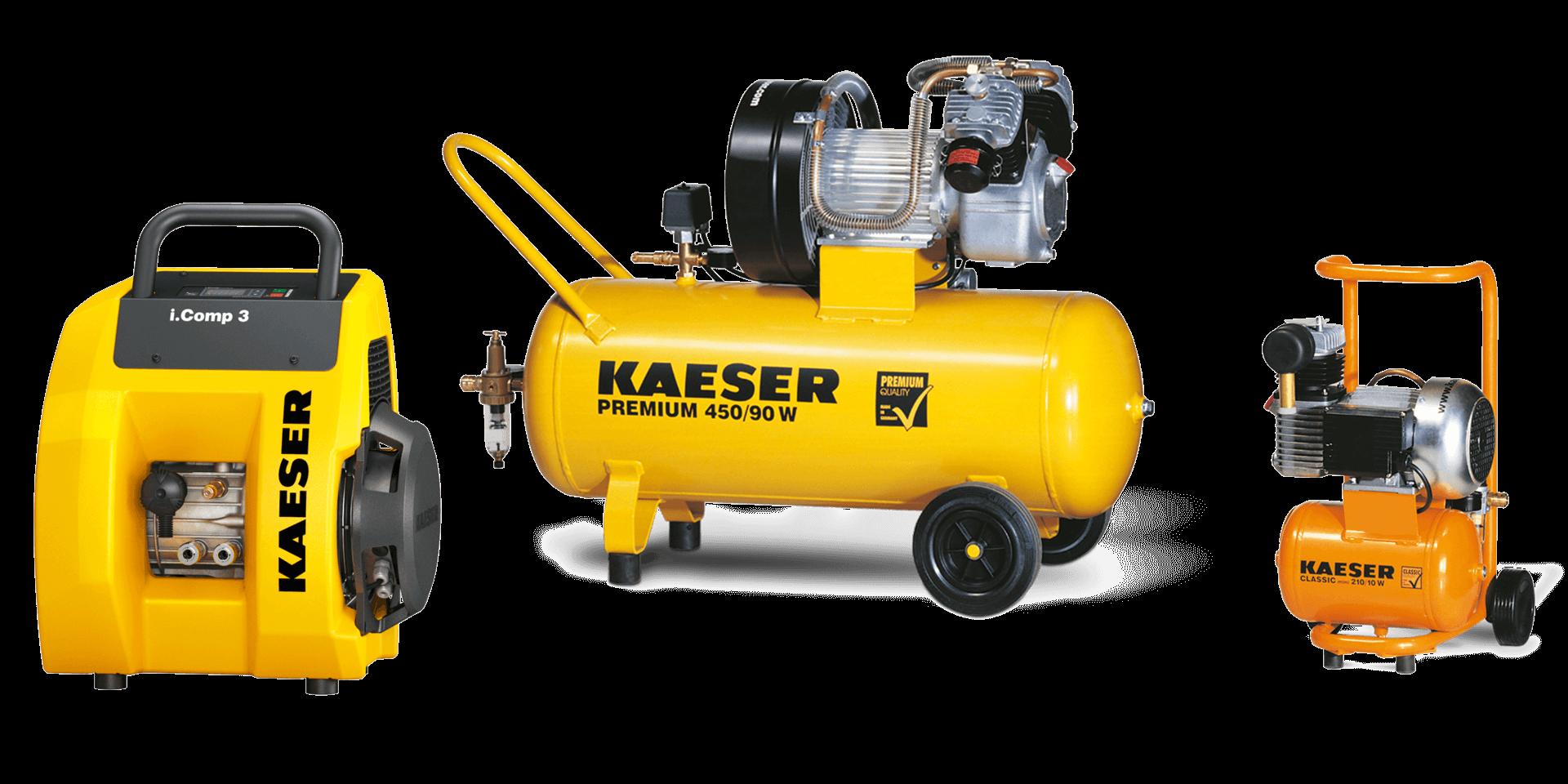 TDA di Massimo Lusardi compressori ad Alessandria distributore Kaeser compressori a pistoni